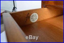 John Stuart Janus Collection Mahogany Bedside or Side Table