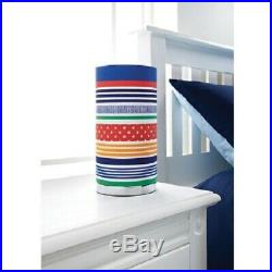 Kids Printed Table Lamp Boys & Girls Room Table Lamp Bed Side Table Lamp New