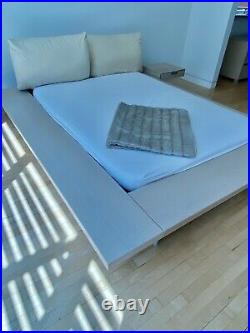 Ligne Roset Maly Bed With Side Tables