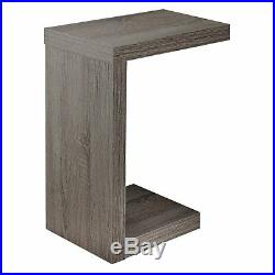 Living Room Accent Snack Table Top Sofa End Meal Tray Bed Side Wood Furniture