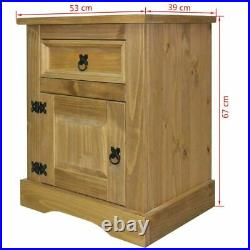 Modern Bedroom Nightstand Bedside End Table Side Stand Accent Storage Drawers
