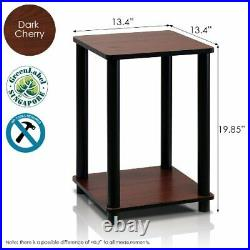 Modern Coffe Snack Side End Table Living Room Furrniture Home Decore TV Bed Side