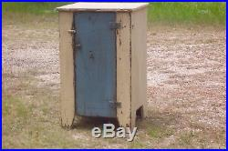 Primitive Nightstand End Side Bed Table Vanity Knight Bedside Cabinet Rustic