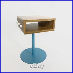 Table Appoint Annees 80 DLG Sottsass Memphis Milano Post Moderniste Bed Side