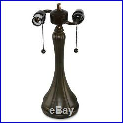 Table Lamps For Living Room Bedroom Tiffany Style Modern Beach Bed Side 24 Inch