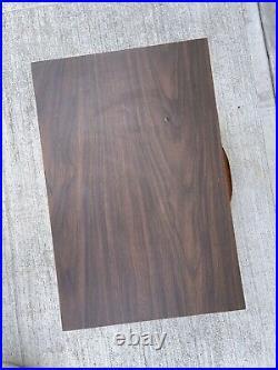 Vintage Mid Century Modern Ward Nightstand 2 Drawers Side End Bedside Table Wood
